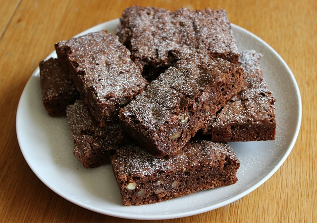 Why You're Not Taking Action and a Healthy Brownie