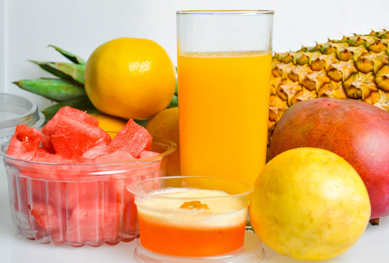Why drink your fruits and vegetables?