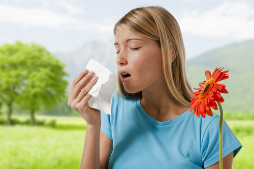 5 Holistic Nutrition Tips for Seasonal Allergies